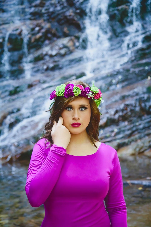 atlanta senior photography