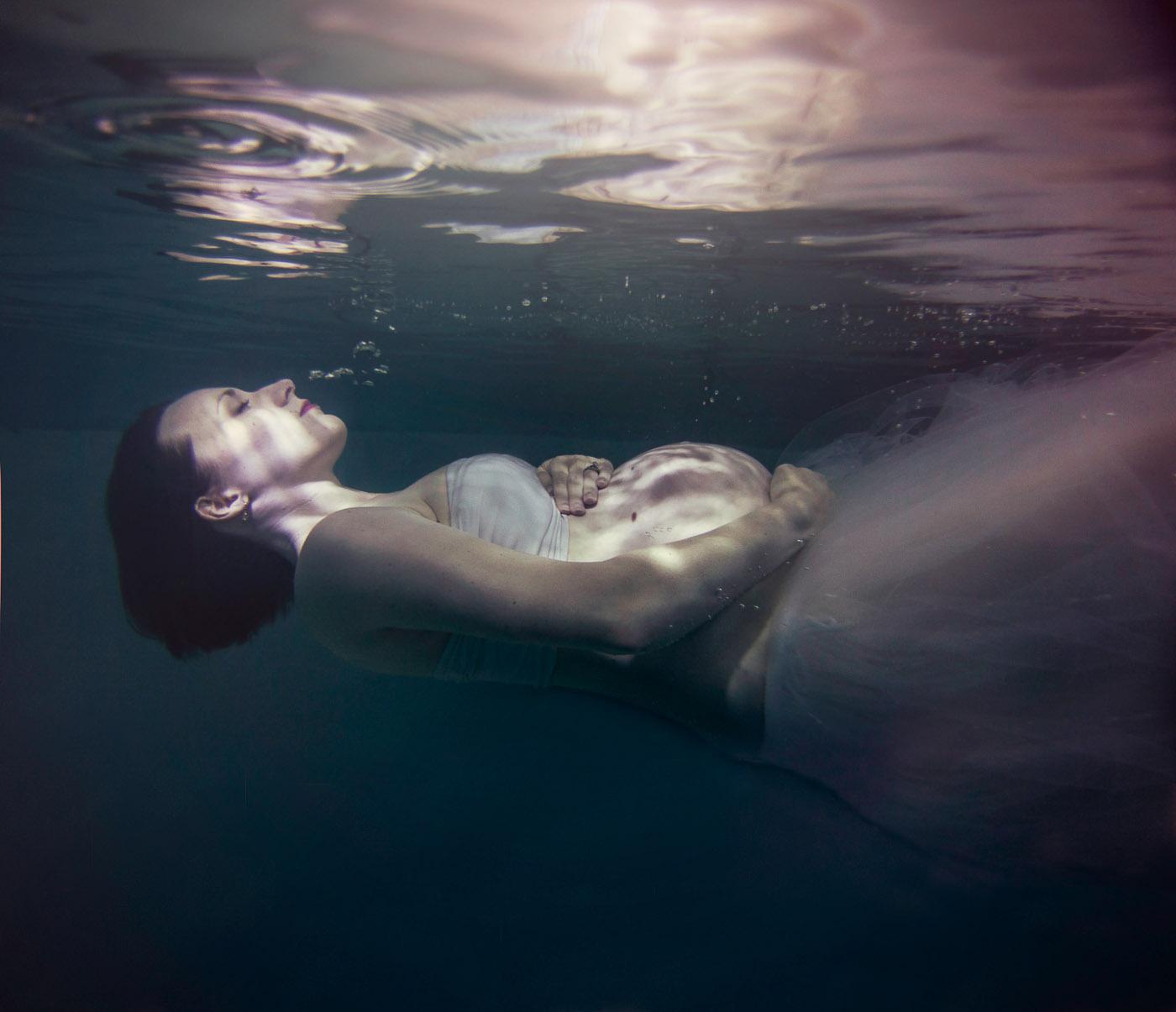atlanta underwater maternity