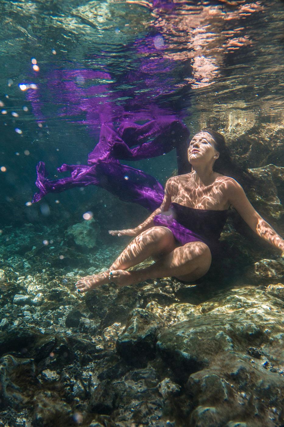 atlanta photography underwater