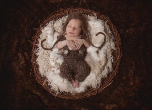 atlanta boy newborn photographer