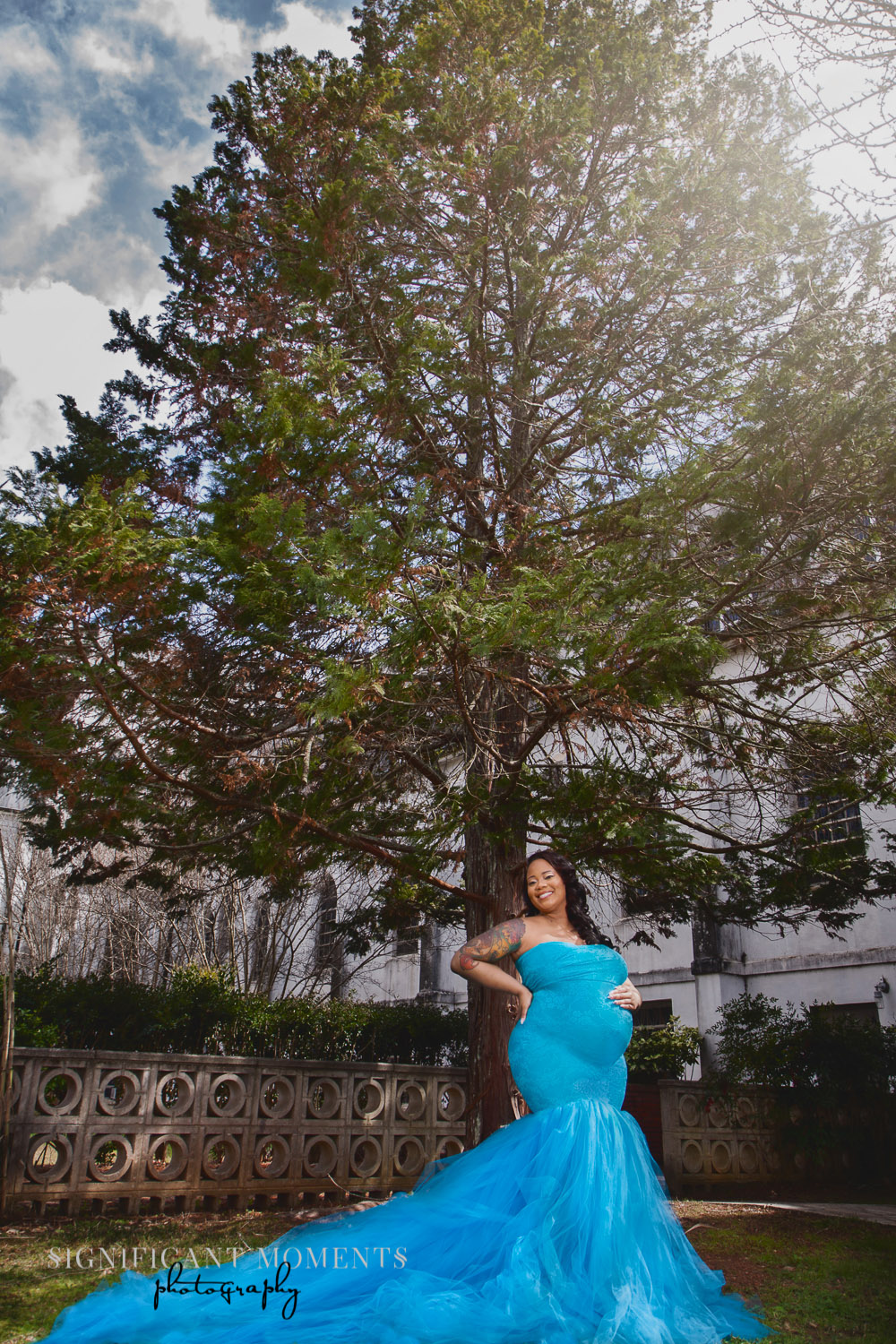 maternity atlanta photographer