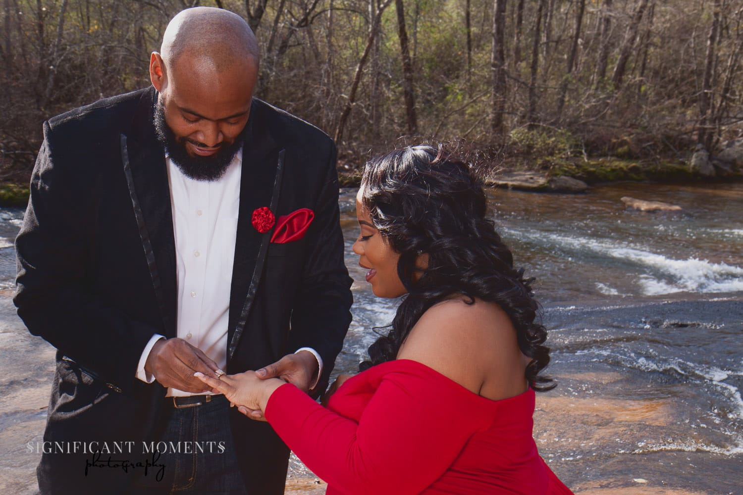 atlanta engagment photography