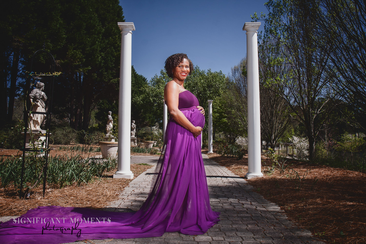 maternity best photographer atlanta