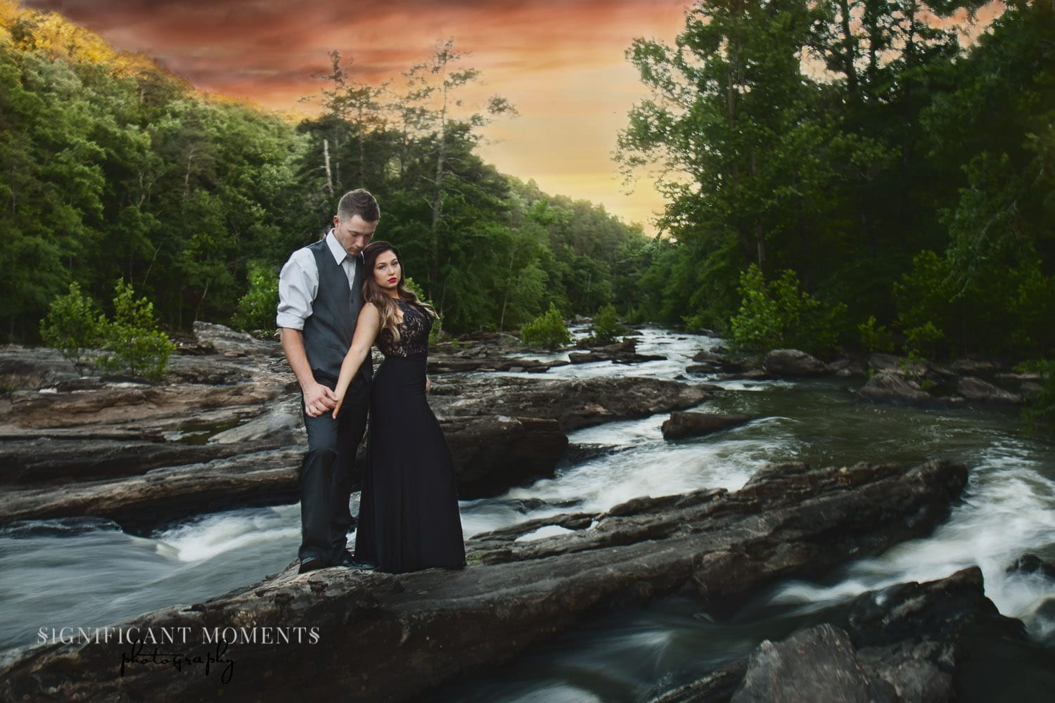 photographer best engagement atlanta