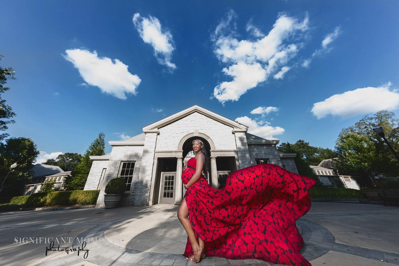 best atlanta maternity photographer