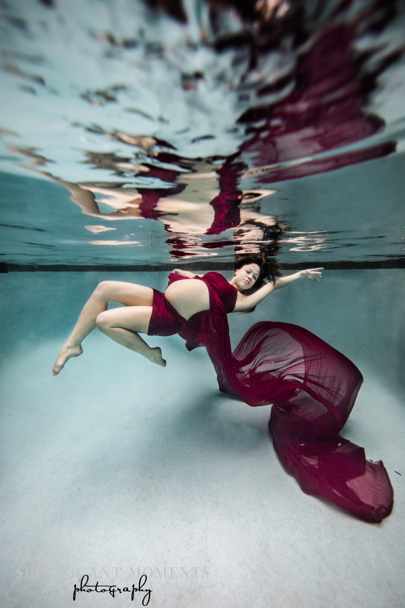 maternity underwater atlanta