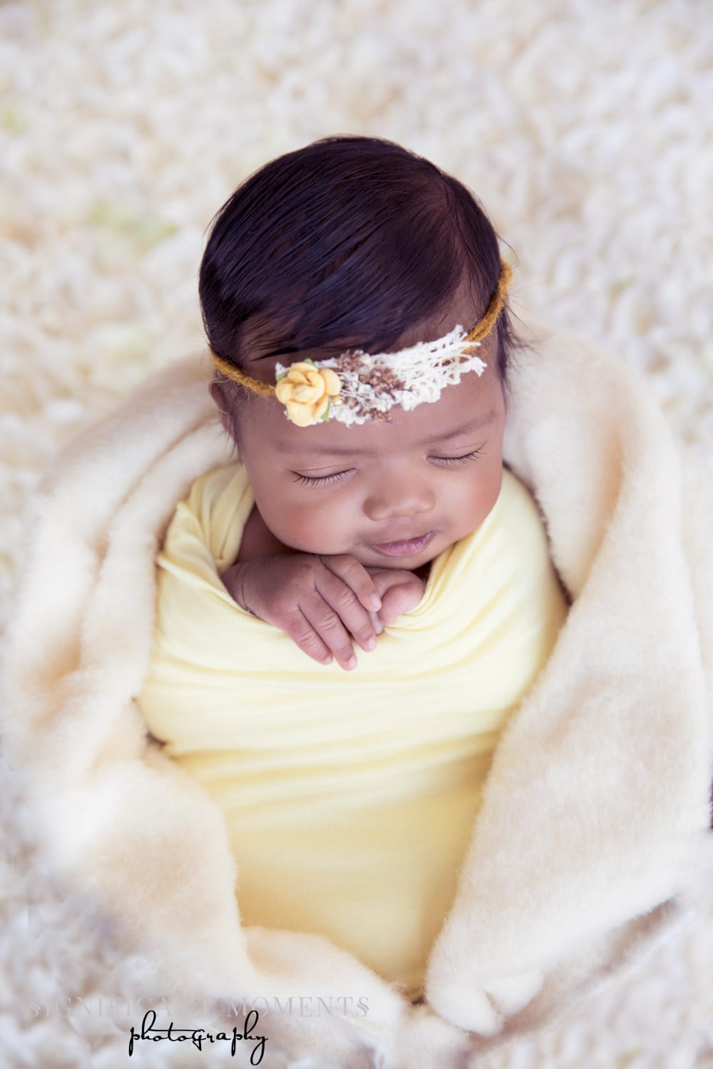 atlanta newborn portraits